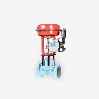 Rubber Lined Diaphragm Valve